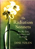Cover of The Radiation Sonnets by Jane Yolen