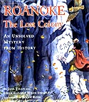 Cover of Roanoke, The Lost Colony by Jane Yolen and Heidi E Y Stemple