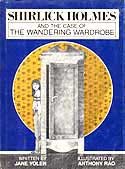 Cover of Shirlick Holmes and the Case of the Wandering Wardrobe by Jane Yolen