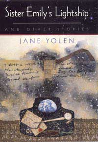 Cover of Sister Emily's Lightship by Jane Yolen
