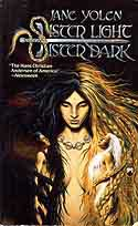 Cover of Sister Light, Sister Dark by Jane Yolen