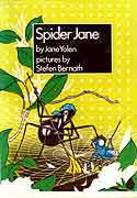 Cover of Spider Jane by Jane Yolen