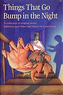 Cover of Things That Go Bump in the Night edited by Jane Yolen