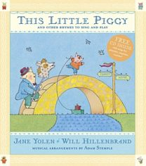 Cover of This Little Piggy by Jane Yolen and Adam Stemple