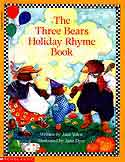 Cover of The Three Bears Holiday Rhyme Book by Jane Yolen