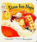 Cover of Time for Naps by Jane Yolen