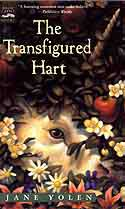 Cover of The Transfigured Hart by Jane Yolen