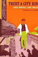 Cover of Trust a City Kid by Jane Yolen