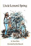 Cover of Uncle Lemon's Spring by Jane Yolen