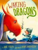 Cover of Waking Dragons by Jane Yolen