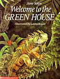 Cover of Welcome to the Green House by Jane Yolen