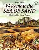 Cover of Welcome to the Sea of Sand by Jane Yolen