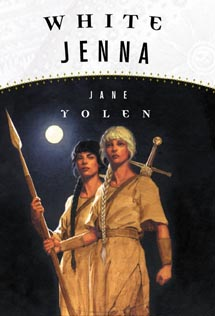 Cover of White Jenna by Jane Yolen