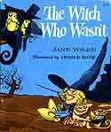 Cover of The Witch Who Wasn't by Jane Yolen