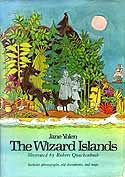 Cover of The Wizard Islands by Jane Yolen