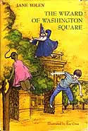 Cover of The Wizard of Washington Square by Jane Yolen