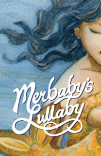 Cover of Merbaby's Lullabye by Jane Yolen