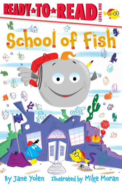 Cover of School of Fish by Jane Yolen