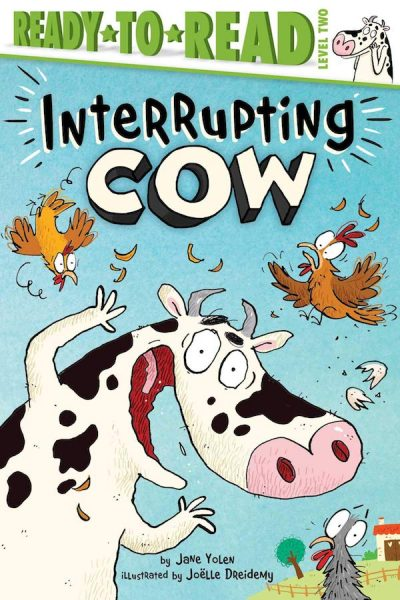 Cover of Interrupting Cow by Jane Yolen